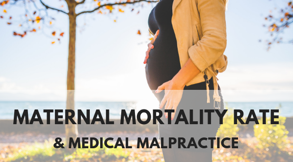maternal mortality rate in the U.S.