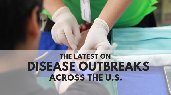 the latest on disease outbreaks