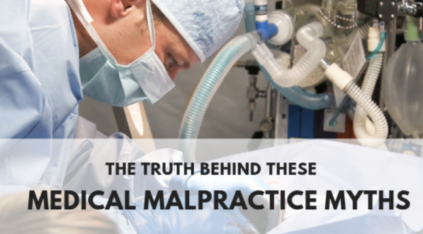 medical malpractice myths debunked