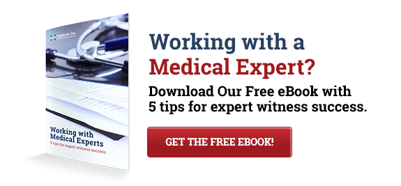 5 Tips Expert Witness