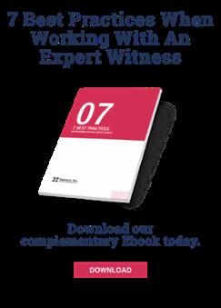7 Expert Witness Best Practices