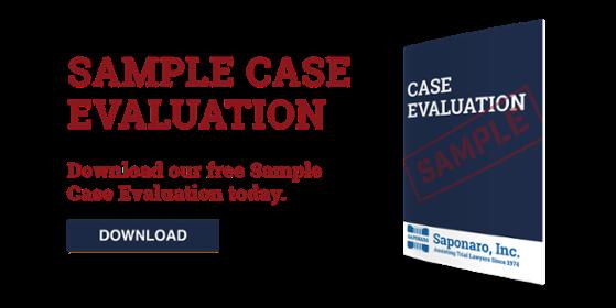 Sample Case Evaluation